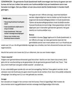 Gelderlander thuishulp