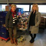 PvdA Oude IJsselstreek werkbezoek voedselbank